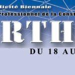 ISOLACOM PARTICIPE À LA FOIRE DU BÂTIMENT ET LA CONSTRUCTION DU 18 AU 22 MAI 2016 AU FOIRE DU KRAM