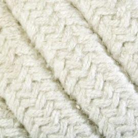 Textile en fibre céramique